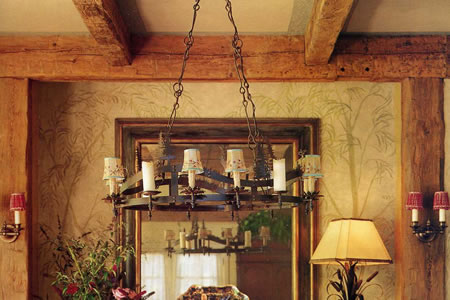 Architectural Antique Beams