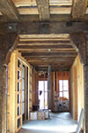 reclaimed and recycled beams
