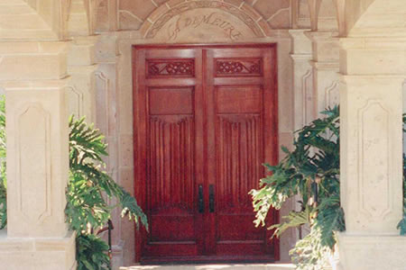 Reclaimed wood doors and architectural antiques for Old wood doors salvaged